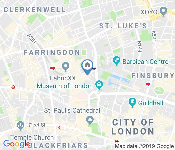 3 Bed Flat, Middle St, EC1A