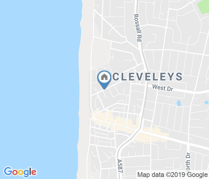 2 Bed Flat, Beach View Apartments, FY5