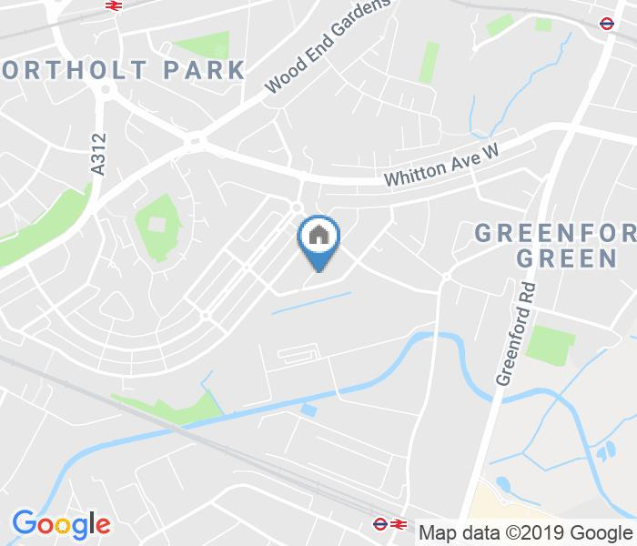 4 Bed Semi-Detached House, Worcester Gardens, UB6