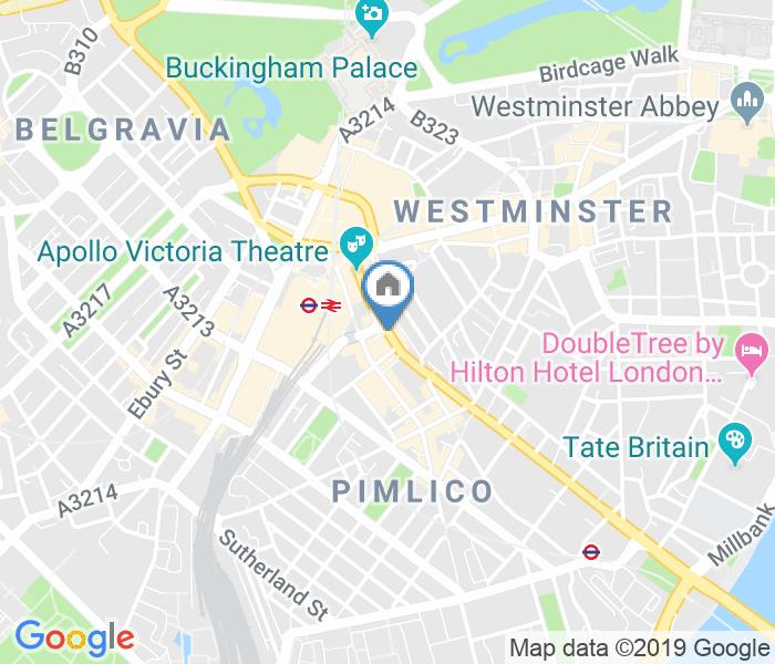 2 Bed Flat, Cathedral Mansions, SW1V