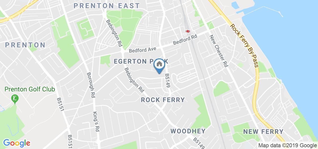 1 Bed Flat, Egerton Park, CH42