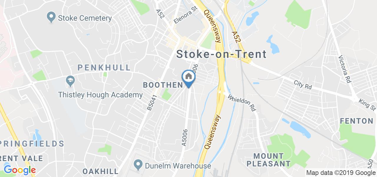 Room in a Shared House, Campbell Road, ST4