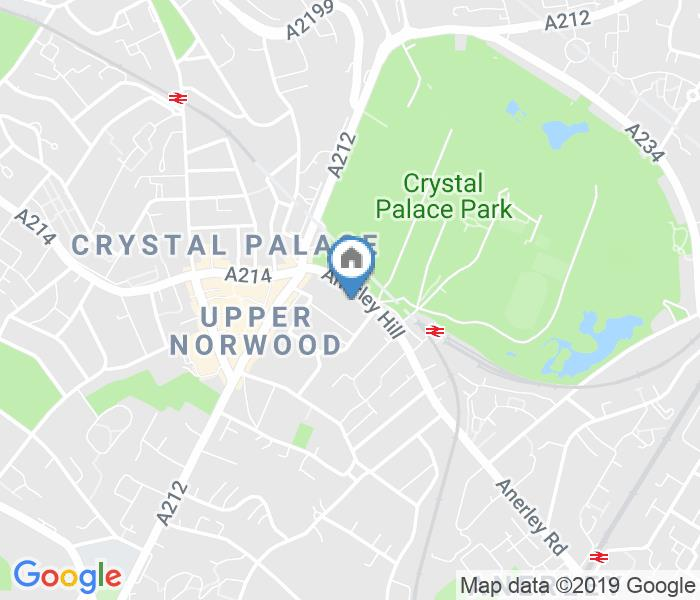 1 Bed Flat, Anerley Hill, SE19
