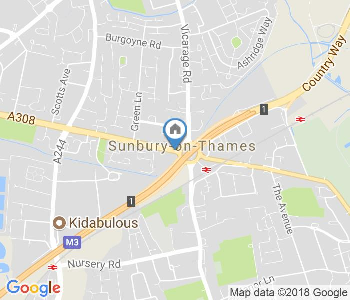1 Bed Flat, Staines Road West, TW16
