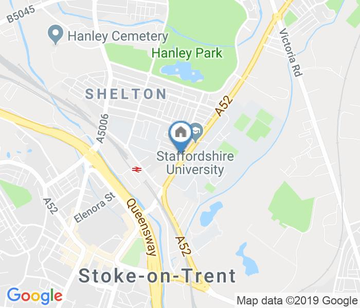 Room in a Shared House, Boughey Road, ST4
