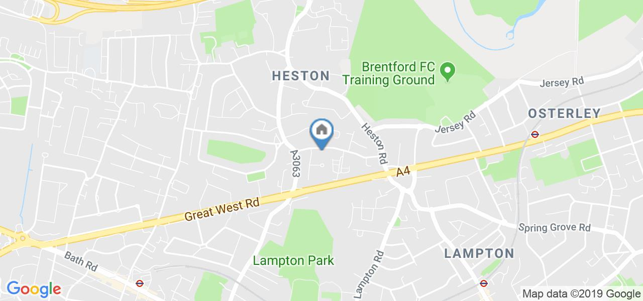 Room in a Shared House, Sutton Road, TW5
