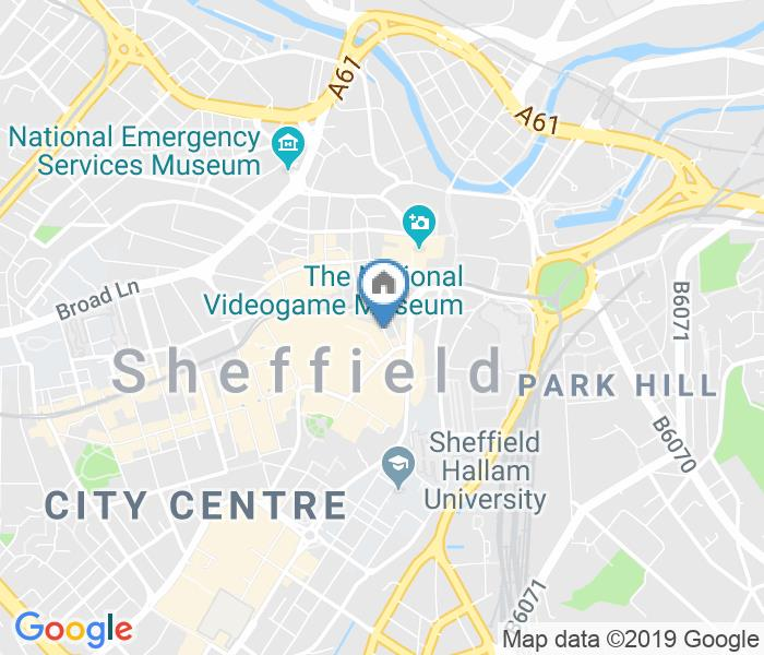 Room in a Shared Flat, George Street, S1