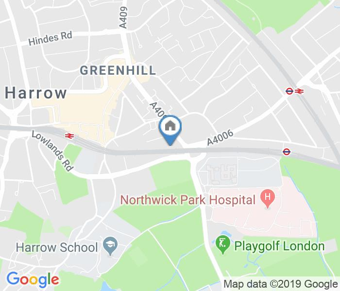 Room in a Shared House, Ashburnham Gardens, HA1