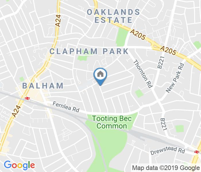 1 Bed Flat, Cambray Road, SW12