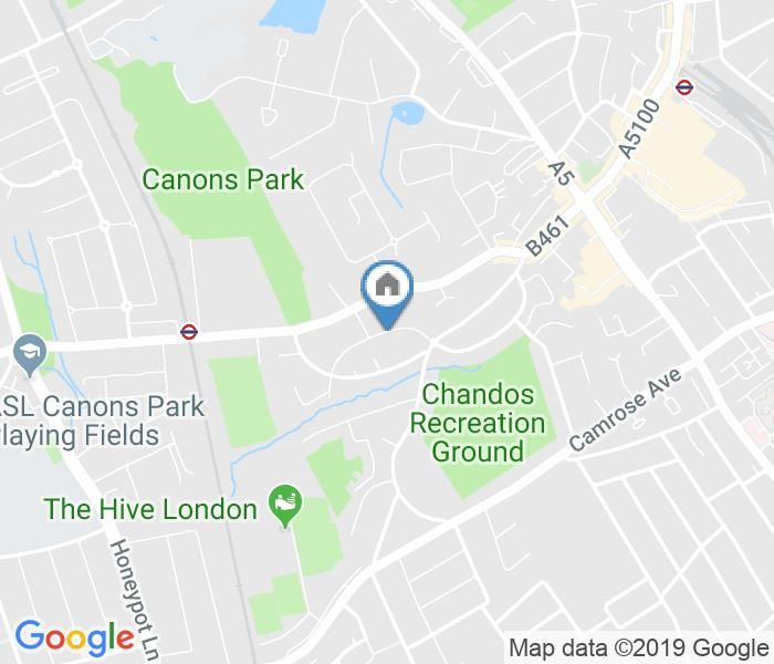 1 Bed Semi-Detached House, Whitchurch Avenue, HA8
