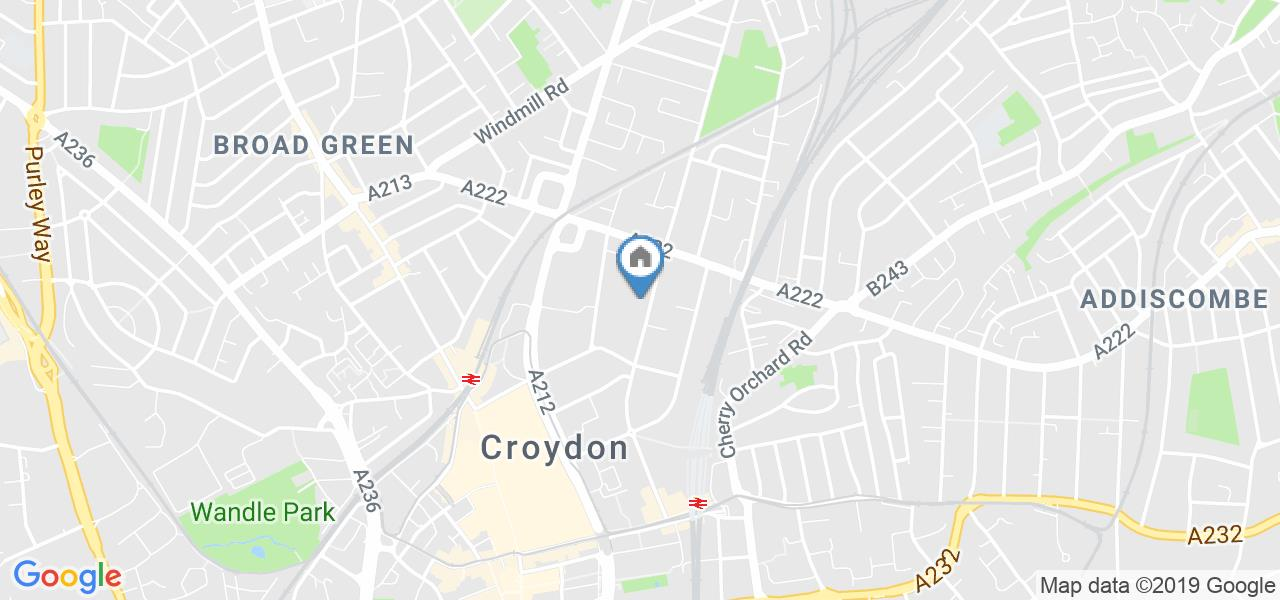 1 Bed Flat, Sydenham Road, CR0