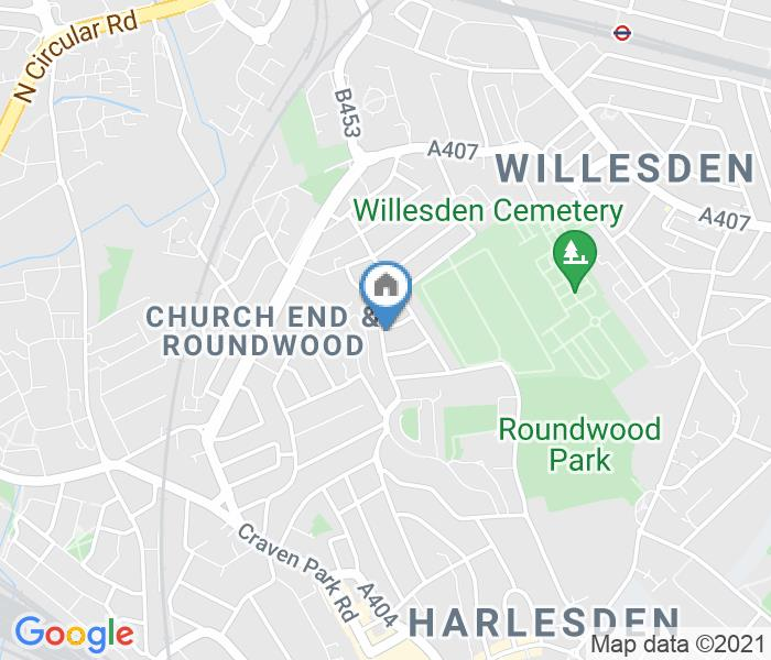3 Bed Maisonette, Oldfield Road, NW10