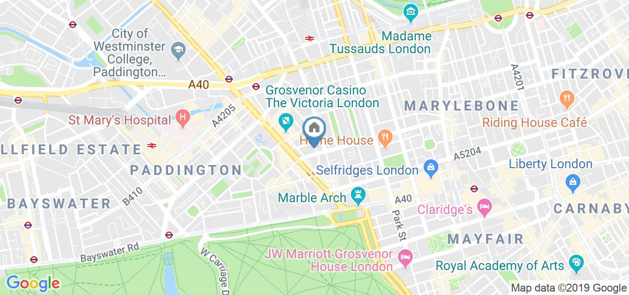 1 Bed Flat, Fursecroft, W1H