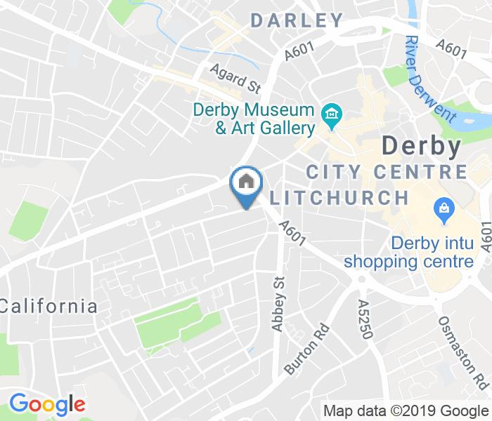 Room in a Shared House, Drewry Lane, DE22