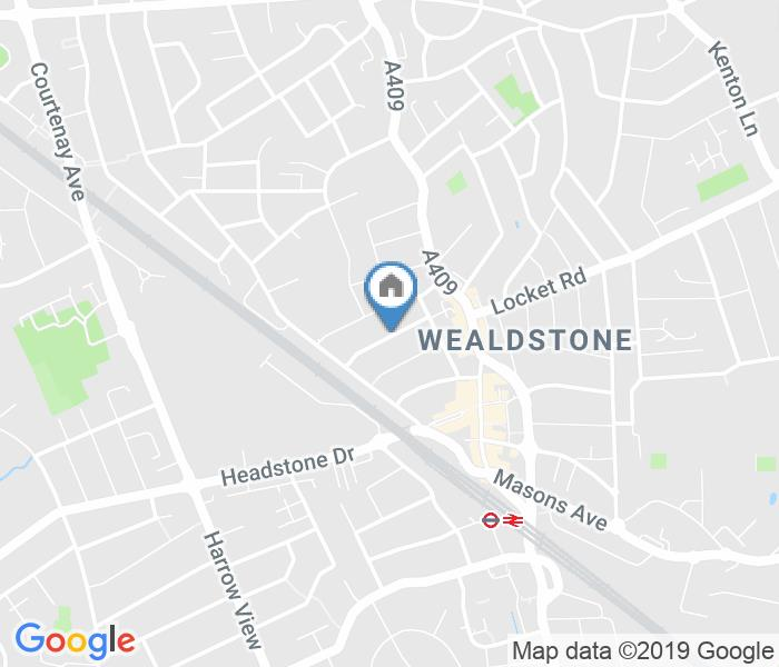 Studio Flat, Wellington Road, HA3
