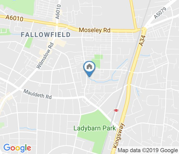 Room in a Shared House, Fallowfield, M14