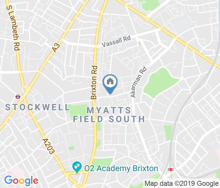1 Bed Flat, Cowley Road, SW9