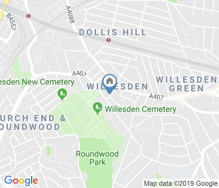 3 Bed Flat, Bertie Road, NW10