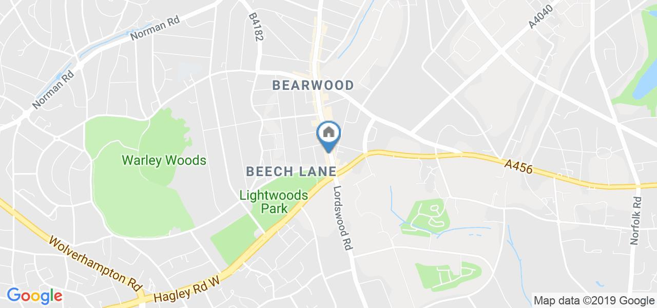 Room in a Shared House, Bearwood Road, B66