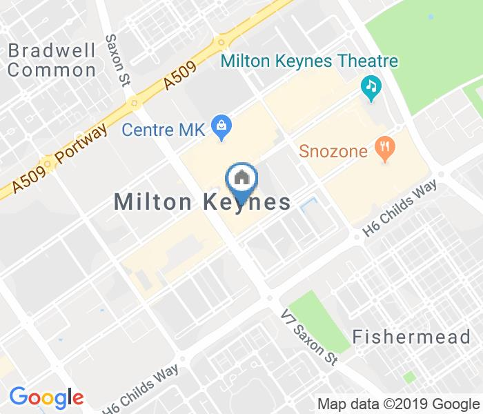Room in a Shared House, Milton Keynes, MK14