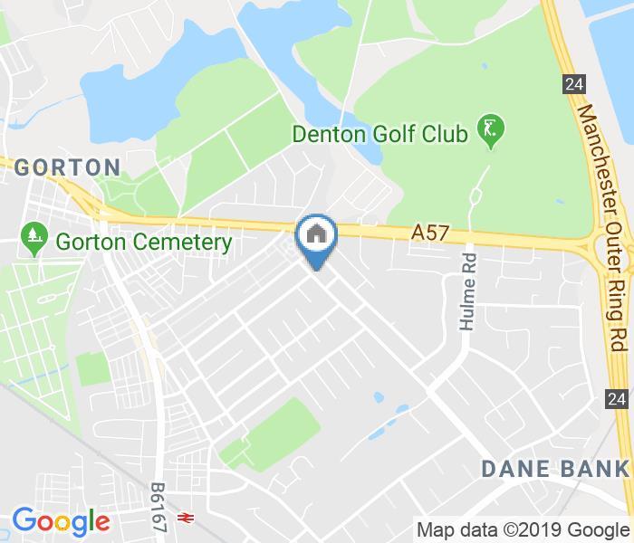 2 Bed Flat, Wordsworth Road, M34
