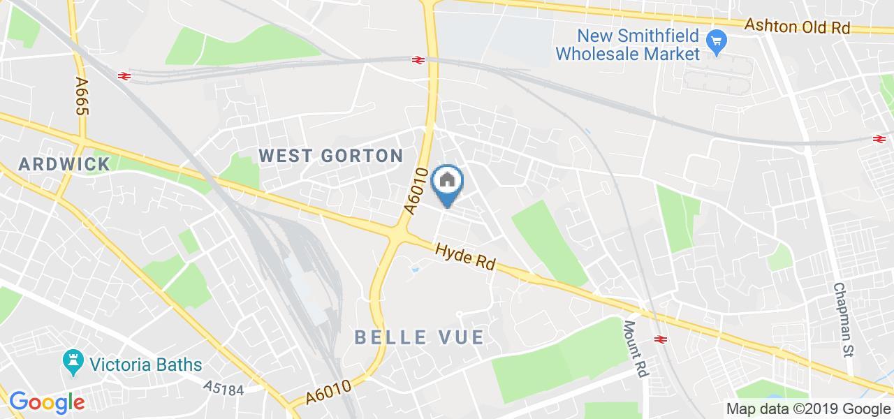 2 Bed Flat, West Gorton, M12