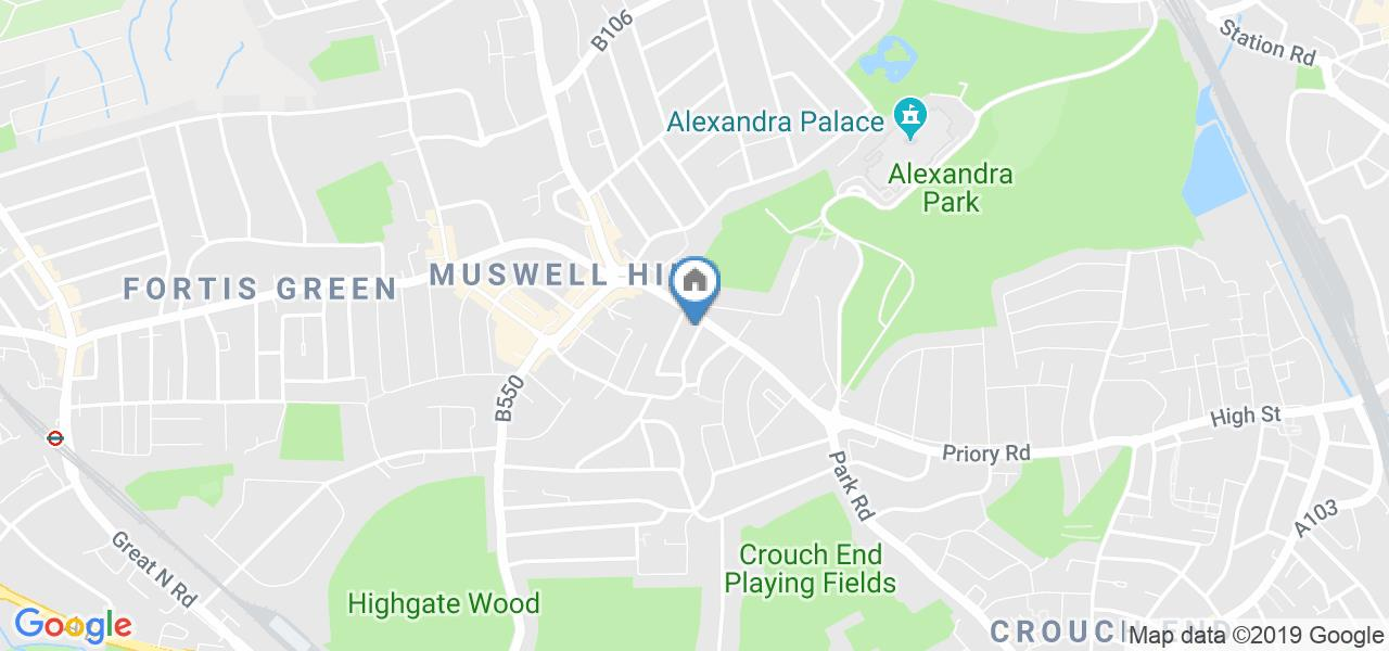 2 Bed Flat, Muswell Hill, N10