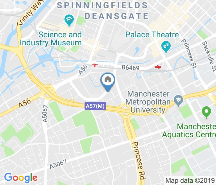 2 Bed Flat, City South, M15