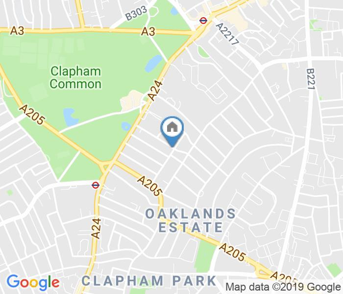 1 Bed Flat, Narbonne Avenue, SW4