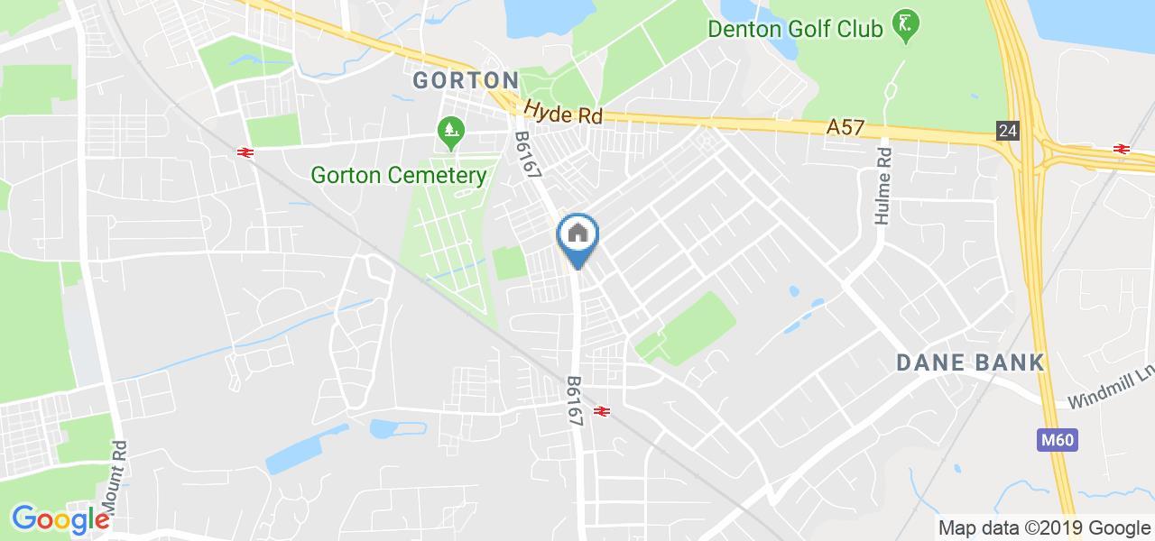 1 Bed Flat, Gorton Road, SK5