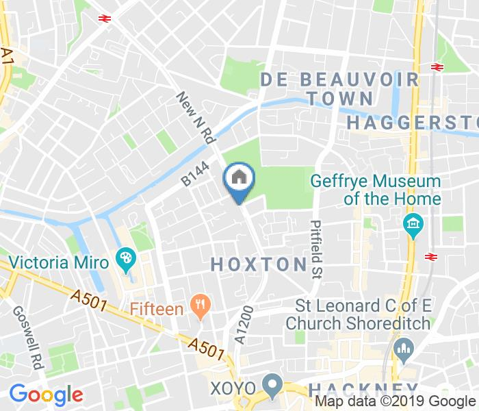 Room in a Shared Flat, Cropley Court, N1