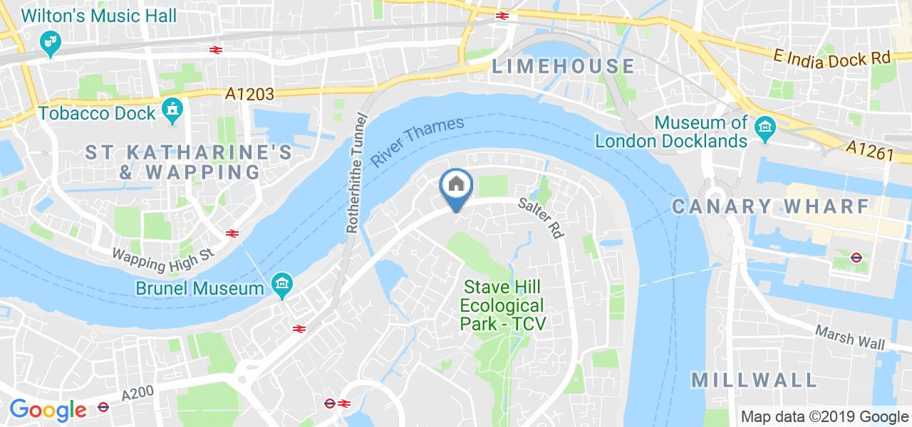 2 Bed Flat, Fisher Close, SE16