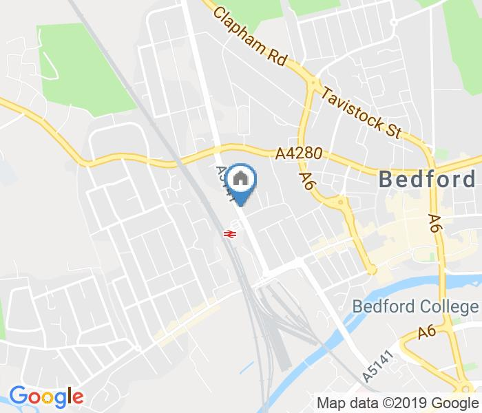 1 Bed Flat, Ashburnham Road, MK40