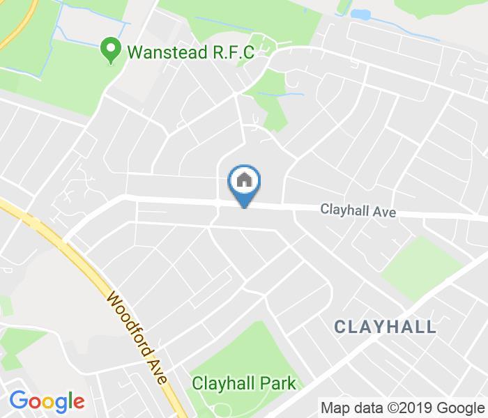 Studio Flat, Clayhall Avenue, IG5