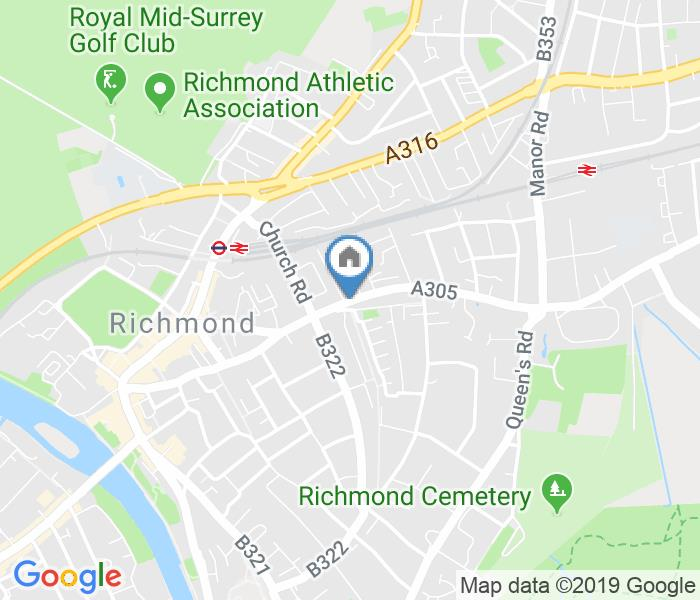 Room in a Shared House, Richmond, TW10