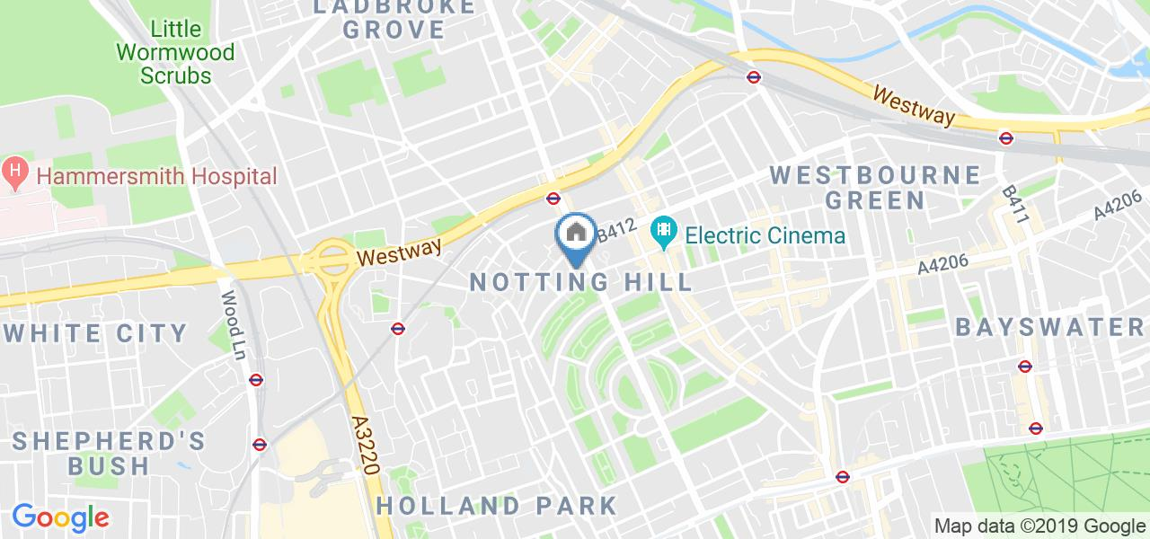 1 Bed Flat, St Mark's Place, W11