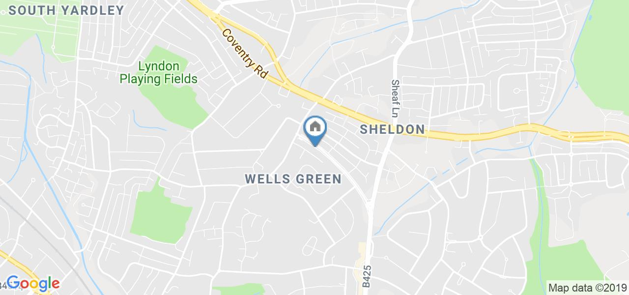 Room in a Shared House, Melton Avenue, B92
