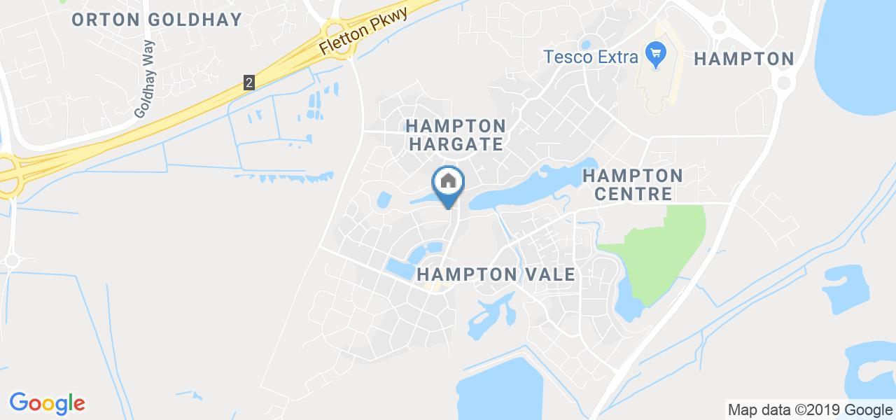 2 Bed Flat, Hampton Vale, PE7