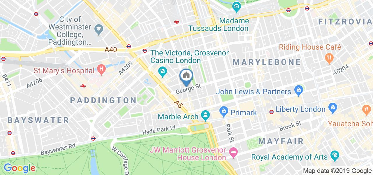 1 Bed Flat, Seymour Place, W1H