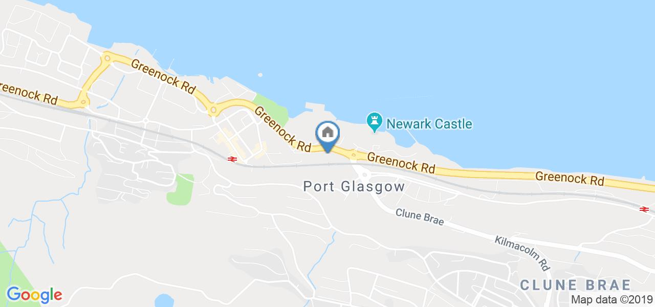 1 Bed Flat, Port Glasgow, PA14