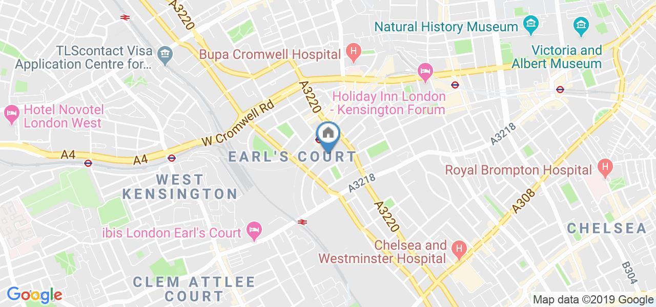Room in a Shared Flat, Penywern Road, SW5