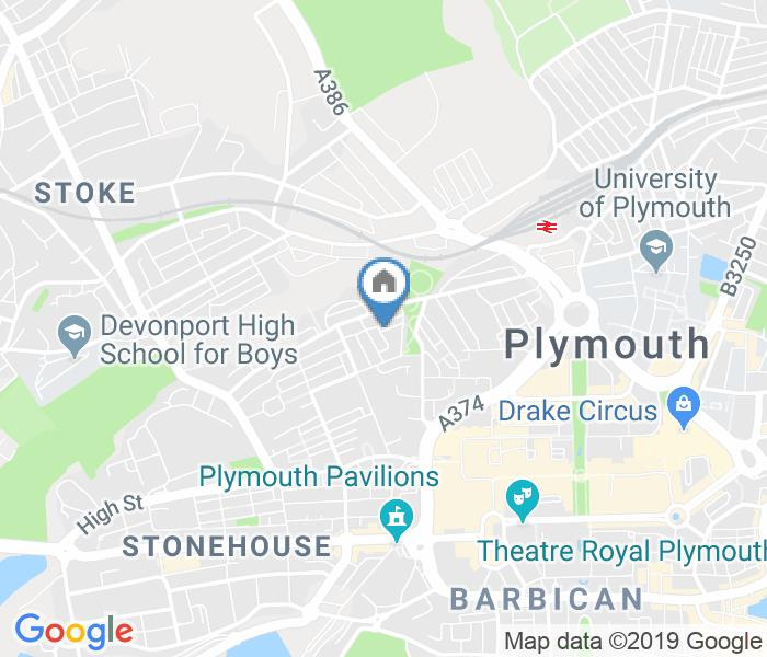 Room in a Shared House, Plymouth, PL1