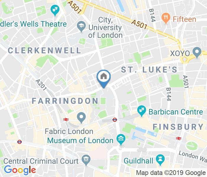 2 Bed Flat, Clerkenwell Road, EC1M