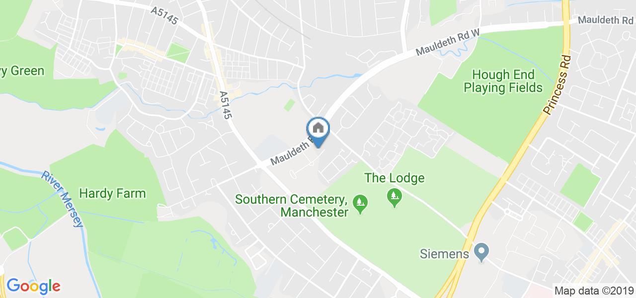 3 Bed Semi-Detached House, Houghend Avenue, M21