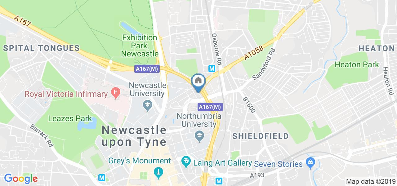 1 Bed Flat, Newcastle Upon Tyne, NE2