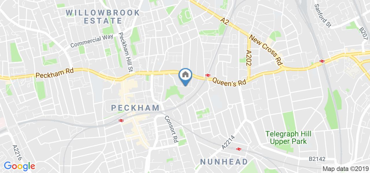 London 4 Bed Terraced House Hooks Close Se15 To Rent