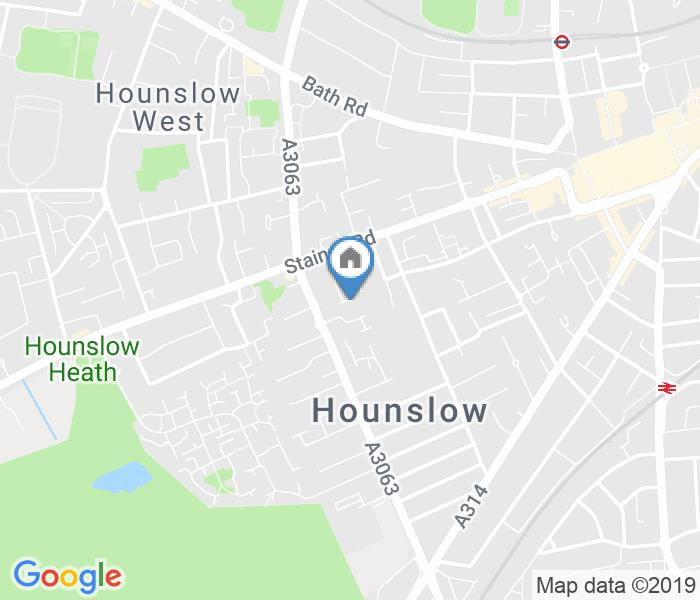2 Bed Flat, Hollygrove Close, TW3