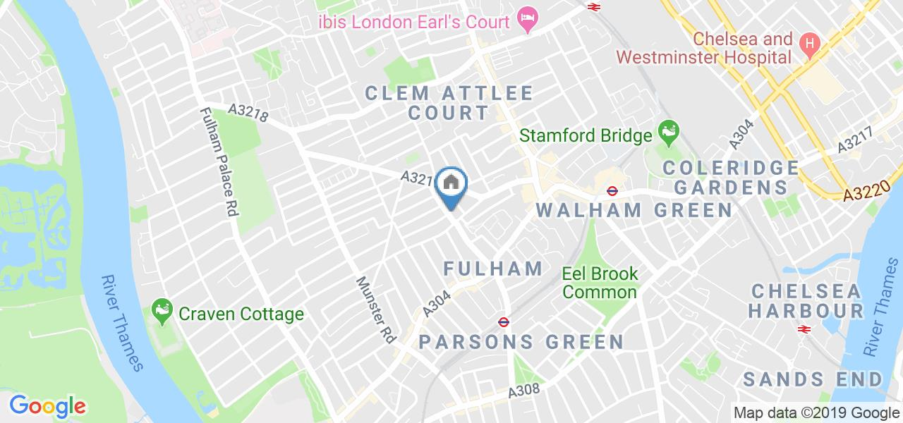 1 Bed Flat, Homestead Road, SW6