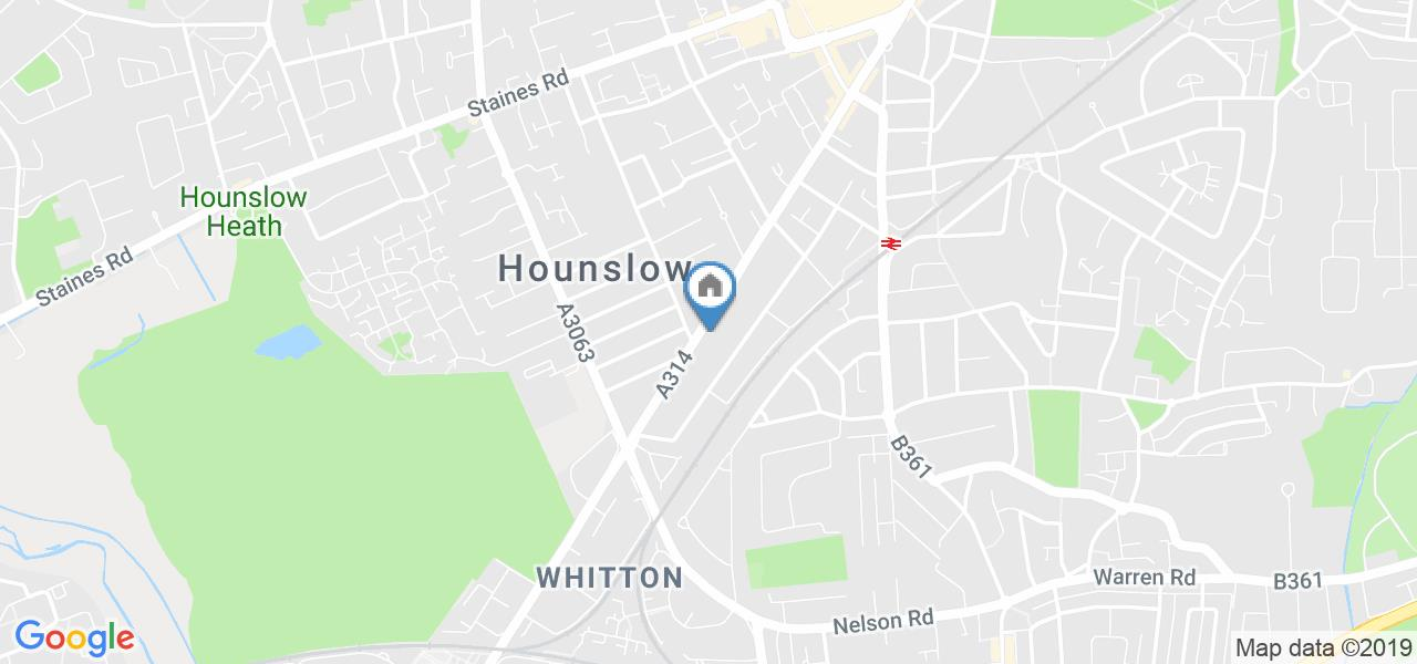 Room in a Shared House, Hanworth Road, TW3