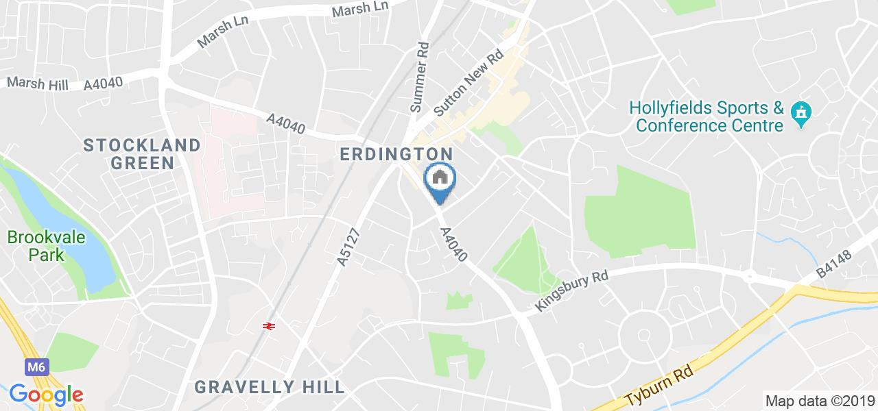 Room in a Shared House, Wood End Road, B24